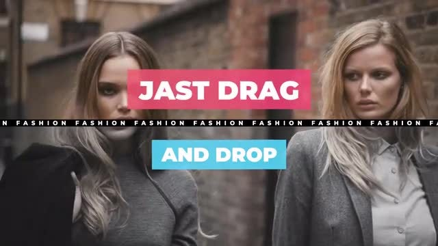 Clean Fashion Promo: Premiere Pro Templates