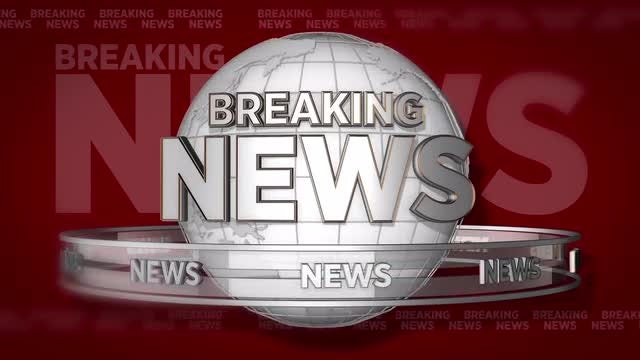 News Live - Breaking News Pack: Stock Motion Graphics