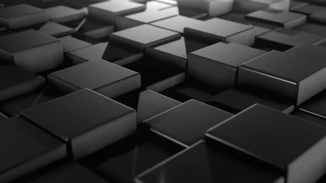 Graphite Blocks Movement: Stock Motion Graphics