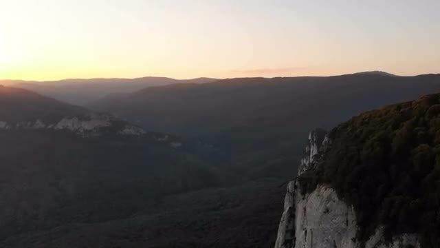 Mountain Sunrise : Stock Video