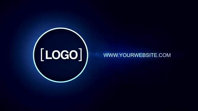 Logo Stroke: After Effects Templates
