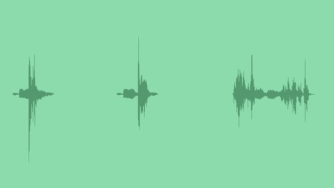 Shovel Slice: Sound Effects