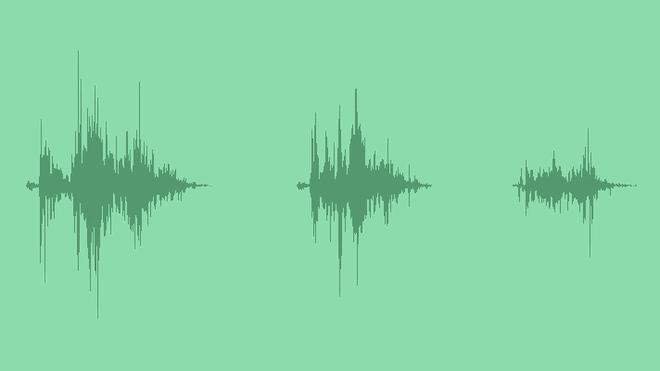 Water Splash Pond: Sound Effects