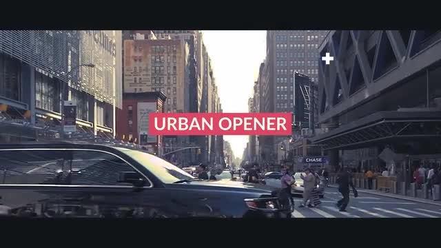 Urban Hip Hop Style: Premiere Pro Templates