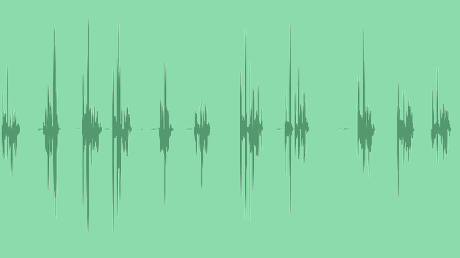 Children Coughs: Sound Effects