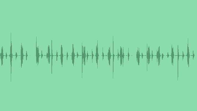 Children Panting: Sound Effects