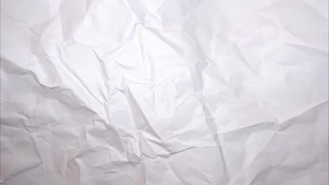 Paper Texture Crumpled Animation: Stock Motion Graphics