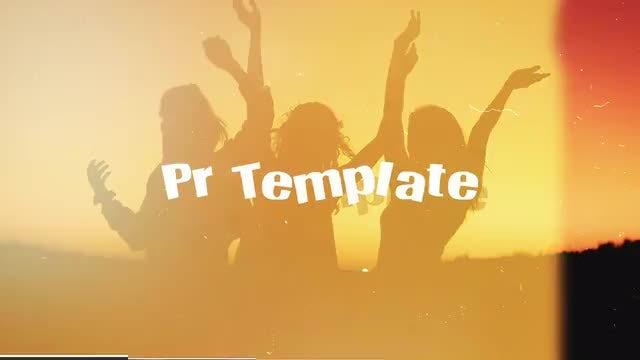 Happy Slides: Premiere Pro Templates