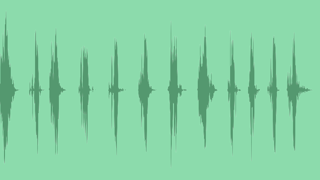 Cinematic Sci-fi Noise: Sound Effects