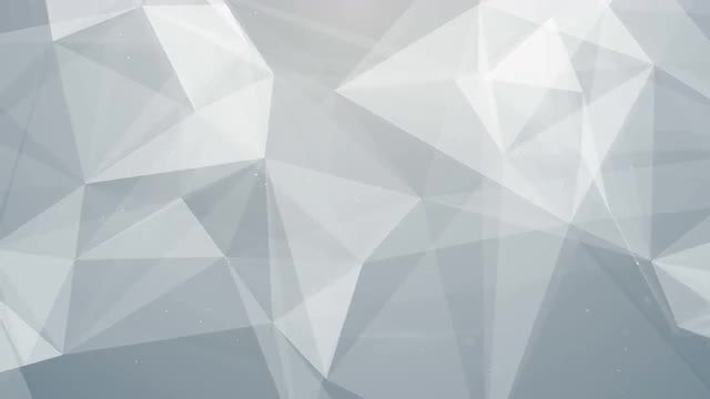 Plexus White Background: Stock Motion Graphics