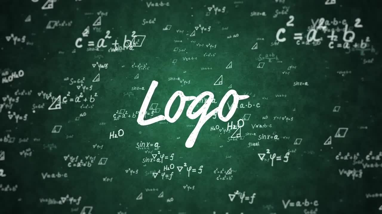 Back to School Logo Reveal - After Effects Templates