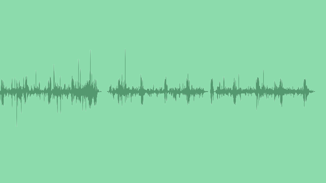 Pleasant Splashes Of Waves : Sound Effects