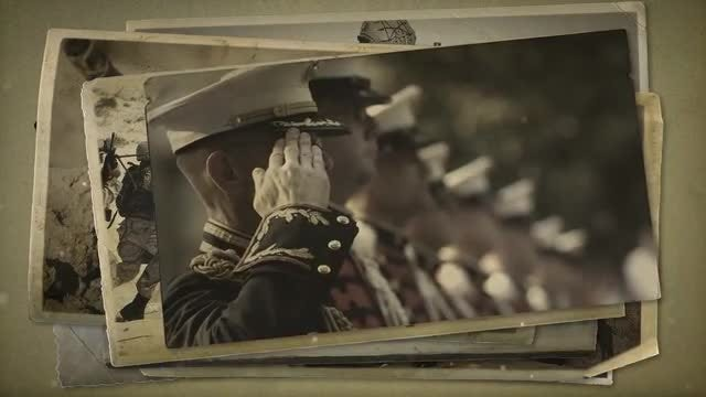 Slideshow Old Photos: After Effects Templates