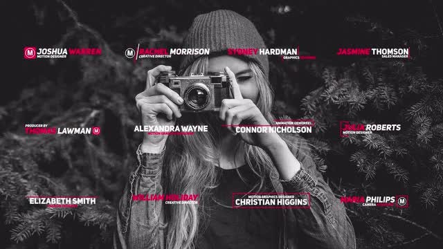 Social Media Video Graphics Pack After Effects Templates Motion - Adobe after effects slideshow templates