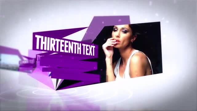 Creative Promotional Intro: After Effects Templates