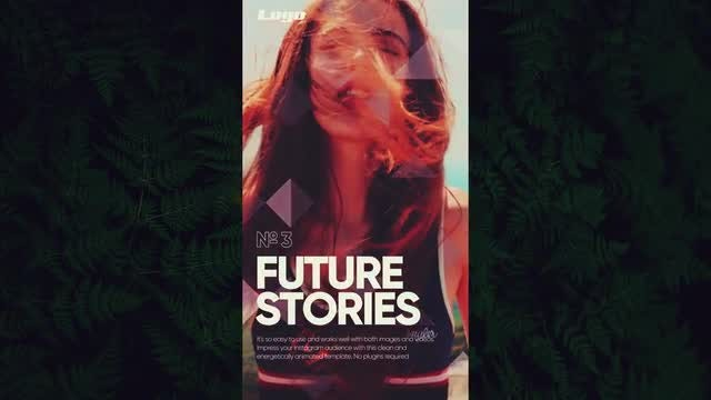 Fresh Stories Promo: Premiere Pro Templates