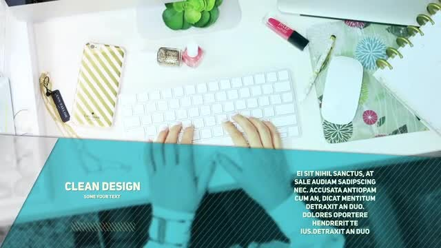 Stylish Corporate Presentation: After Effects Templates