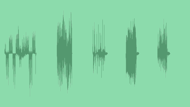 Wheel Small Kinetics - Synthesized: Sound Effects