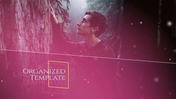 Rhombus Elegant - Slideshow: After Effects Templates