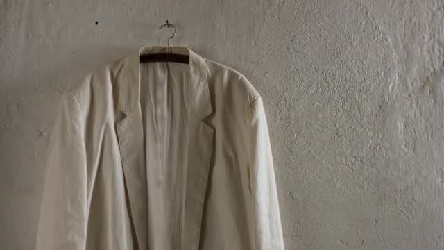 Old Jacket: Stock Video