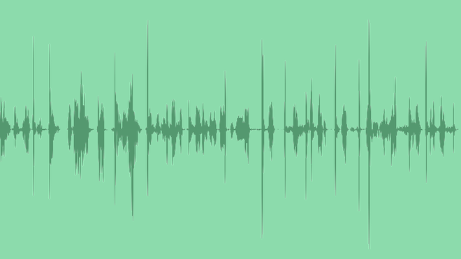Man Pushing Very Hard: Sound Effects