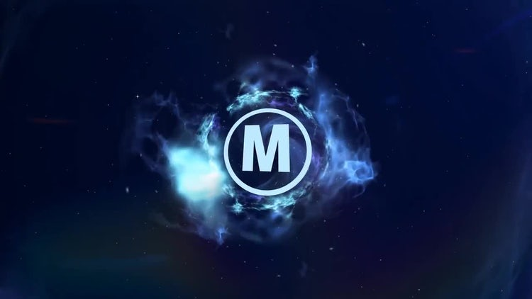 Space Logo: After Effects Templates