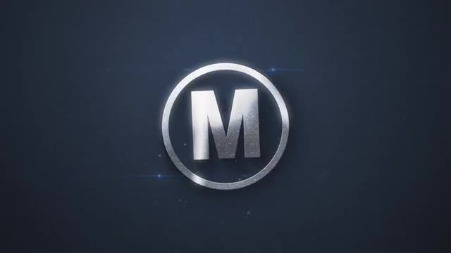 Silver Logo: After Effects Templates