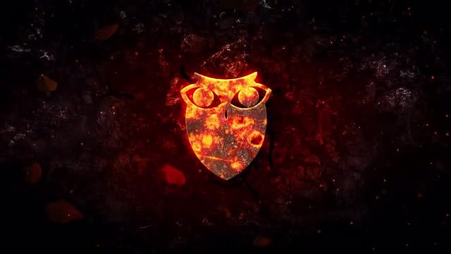 Lava Logo: After Effects Templates