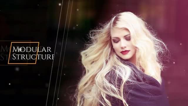 Rhombus Elegant - Slideshow: Premiere Pro Templates