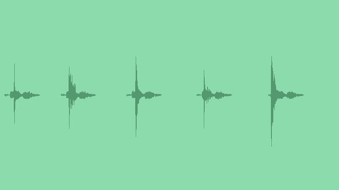 Plops: Sound Effects