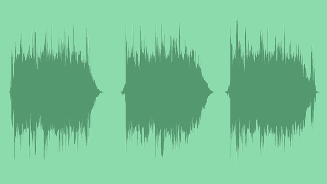 Sea Wave Ident: Royalty Free Music