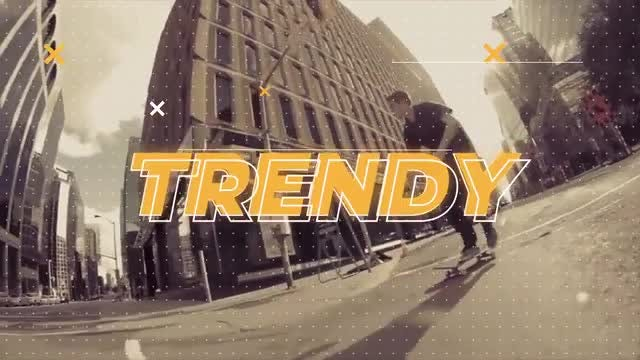 Glitch Urban Promo: Premiere Pro Templates