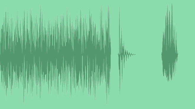 Low Frequency Rumbling: Sound Effects