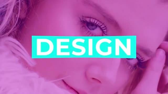 Dynamic Modern Slideshow: Premiere Pro Templates