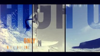 Action Sport: After Effects Templates