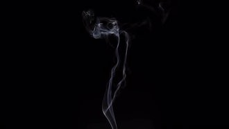 Smoke Wisp 01: Stock Video