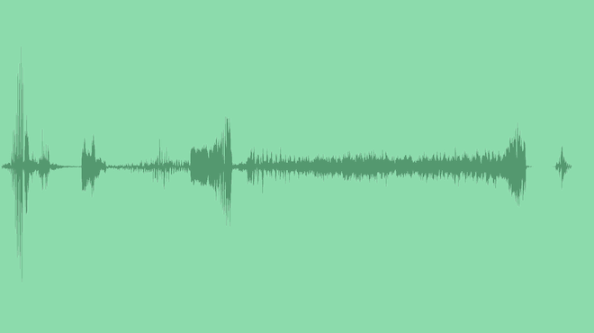 Distort Glitch Logo Opener: Royalty Free Music