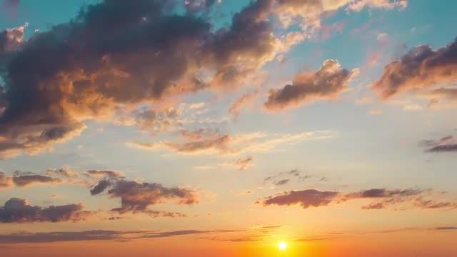 Sunset: Stock Video