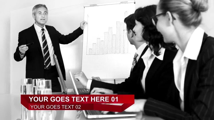 Cool Thirds: After Effects Templates