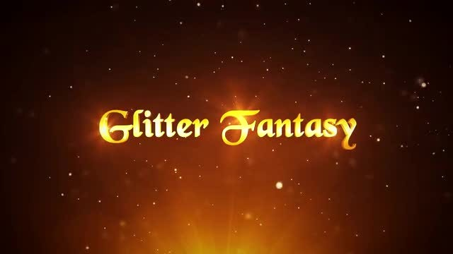 Glitter Fantasy: After Effects Templates