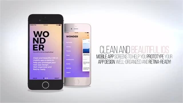 App Commercial: After Effects Templates