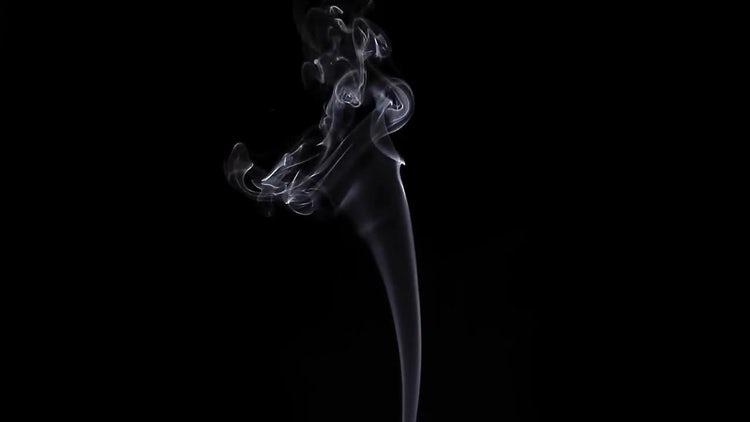 Smoke Wisp 02: Stock Video