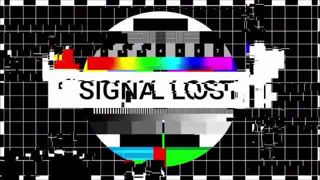 Signal Lost Indicator Pack: Stock Motion Graphics