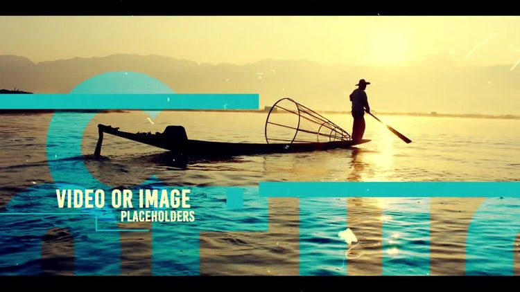 Clean Opener: After Effects Templates