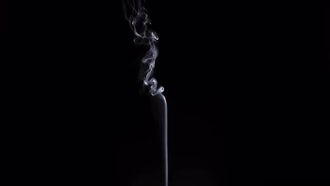 Smoke Wisp 03: Stock Video