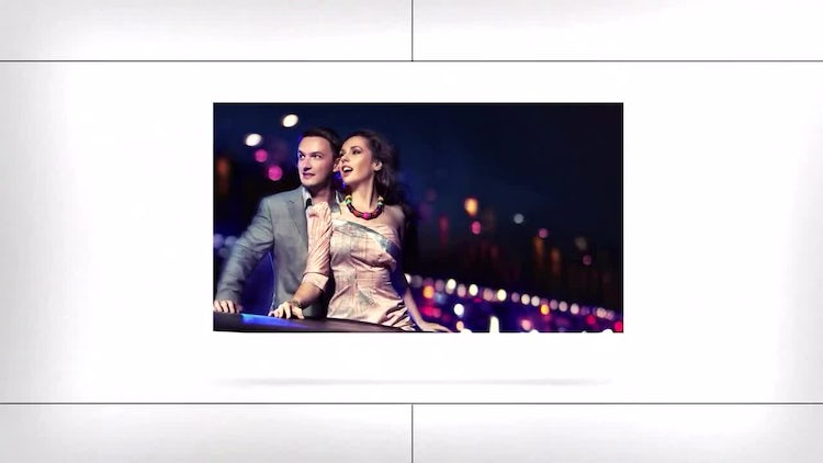Line Display: After Effects Templates