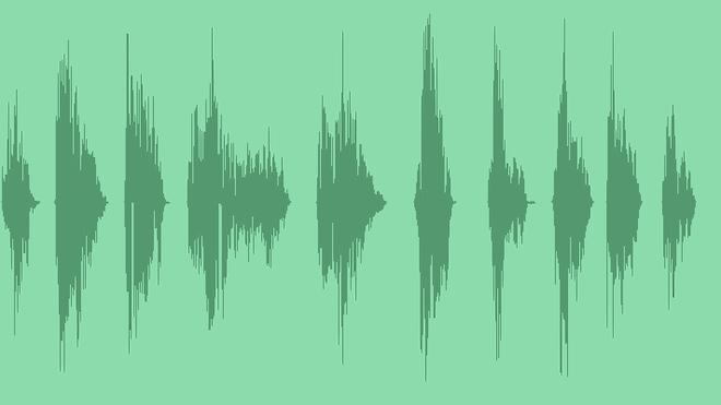 Man Roar: Sound Effects