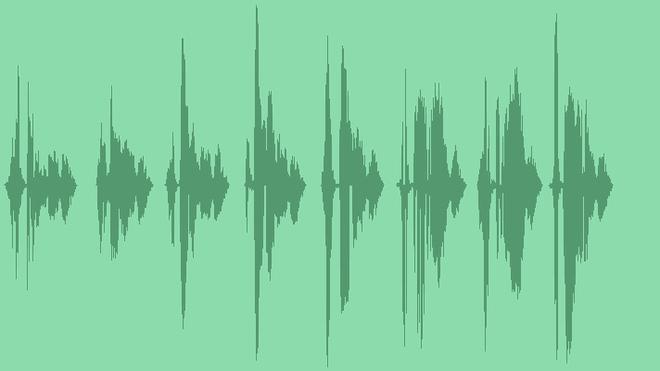 Man Says Woohoo And Yahoo: Sound Effects