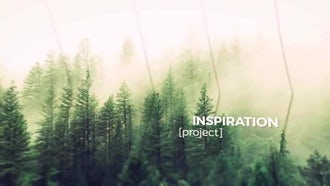 Arrow slideshow: After Effects Templates