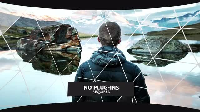 Display Presentation: After Effects Templates